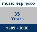 Music Espresso: 25 Years in Service